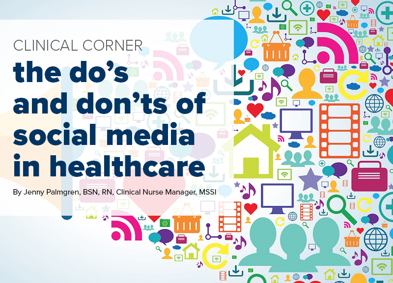 Social Media in Healthcare