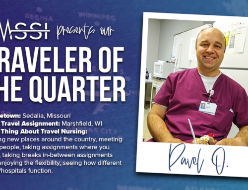 Traveler of the Quarter – Pavel
