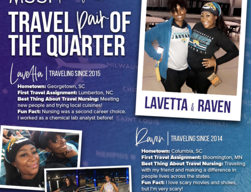 Travelers of the Quarter – Raven and Lavetta
