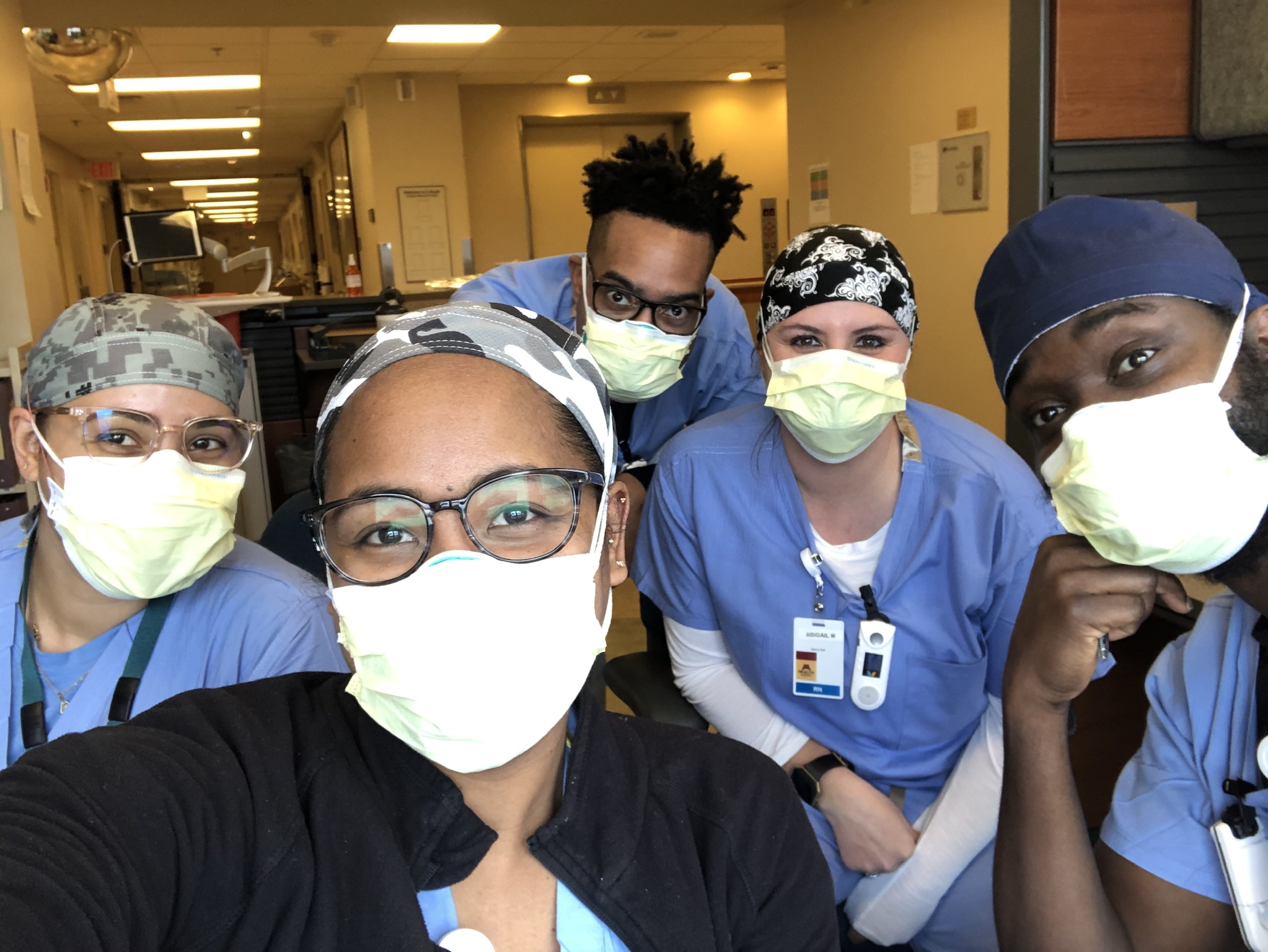 COVID-19 Nurses
