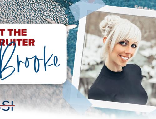 Meet the Recruiter: Brooke