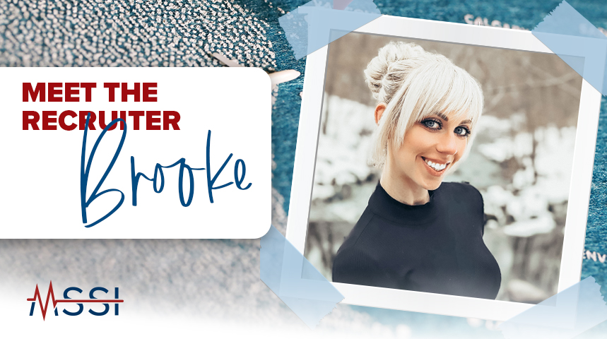 Meet the Recruiter - Brooke