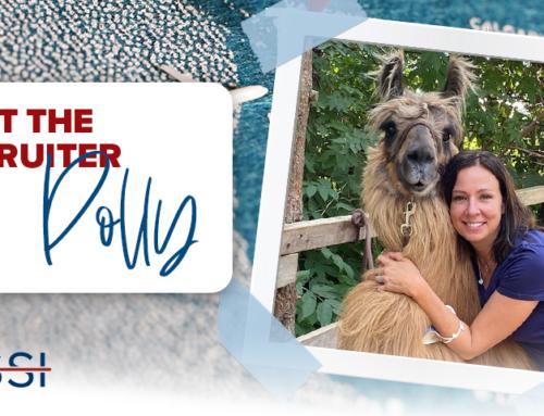 Meet the Recruiter: Polly