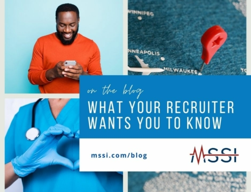 What Your Recruiter Wants You To Know