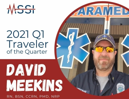Traveler of the Quarter: David Meekins