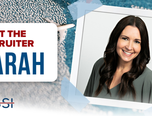 Meet the Recruiter: Sarah